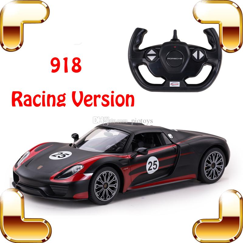 New Year Gift 1:14 2.4g Rc Speed Racing Car Electric Drift Machine ...