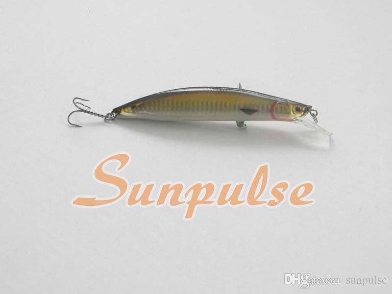 13 cm / 29 g Schwimmende Art Köder Fisch Köder Hartplastik China's Haken Köder Farbvielfalt