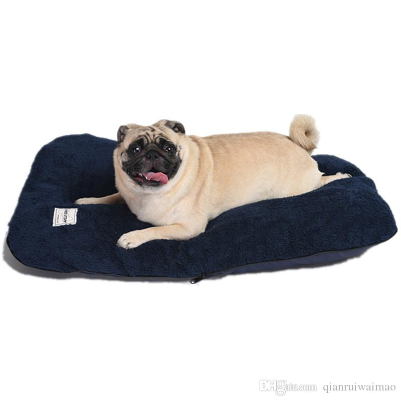 Travel Dog Bed >> 2019 Pinco Portable Waterproof Folding Warm Pet Bed Mattress For