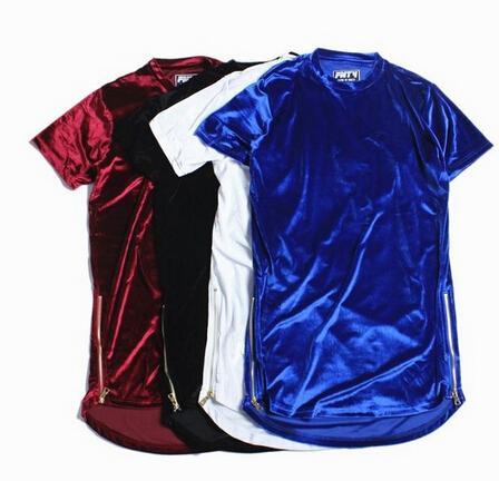 Mens Hooded T Shirts