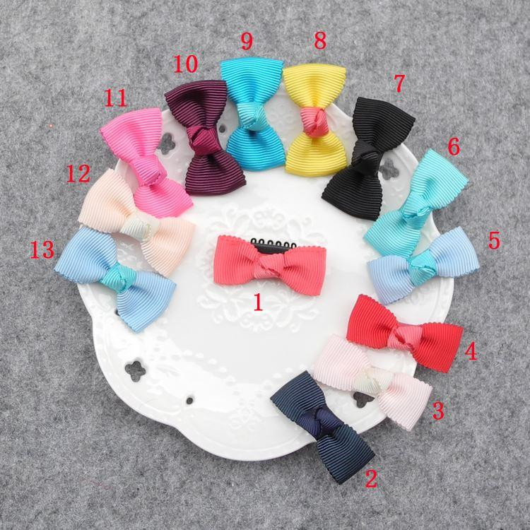 Pet alien BB clip lace bowknot hair clip broken tight is not easy to drop lace bow BB clip