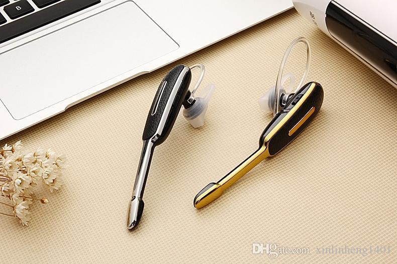 HM1000 auricolare stereo Bluetooth auricolare senza fili di musica del telefono cellulare con microfono sport gancio telefono universale