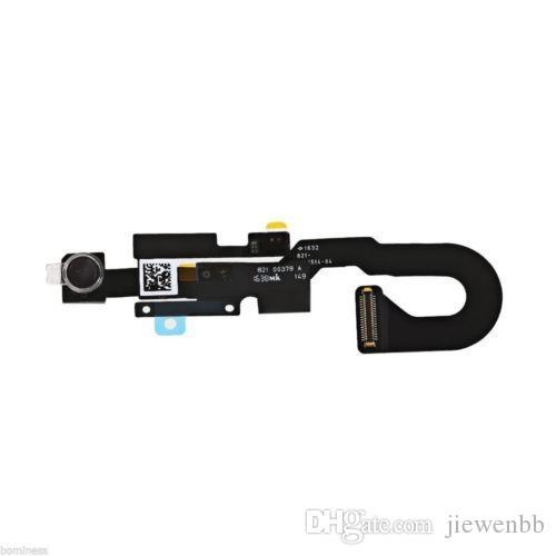 Cable de la flexión del sensor de la luz de proximidad del módulo de la cámara del revestimiento frontal para el iPhone 7 7 más