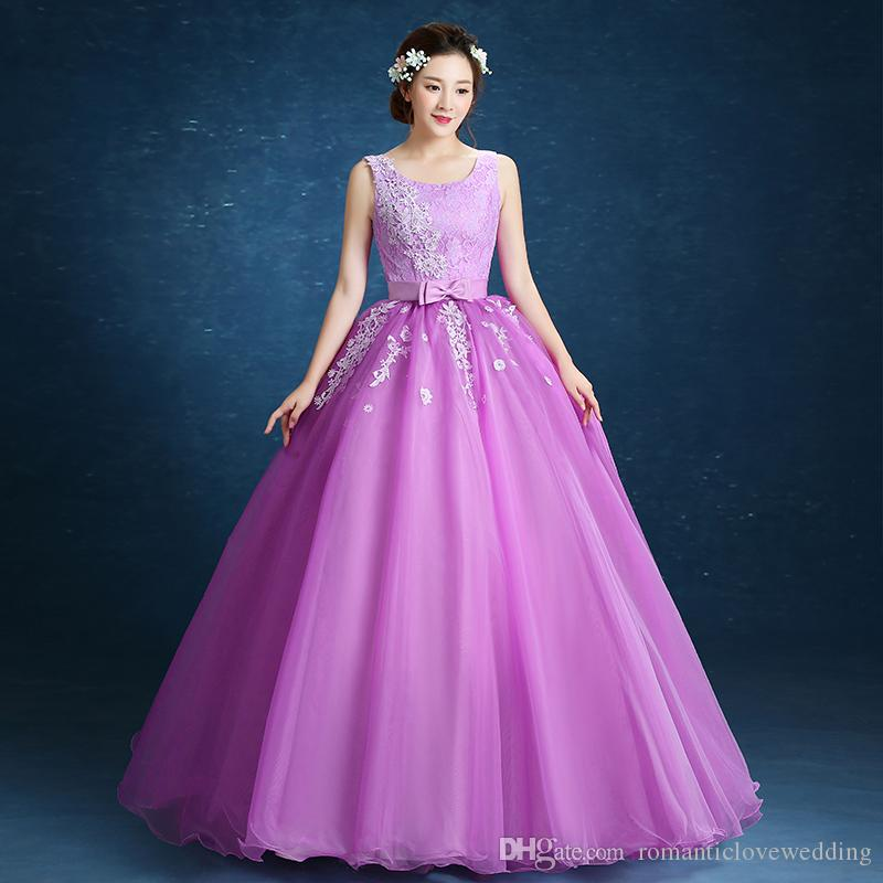 Sweet 16 Ball Gowns Aqua Quinceanera Dresses Appliques Tulle Long ...
