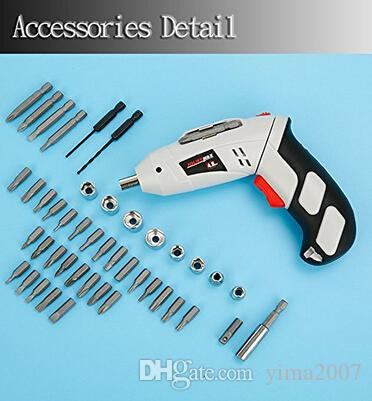 Hot sale Chinese Wholesale power 4.8v Cordless Reversible Electric Screwdriver Drills Kit Rechargeable EU