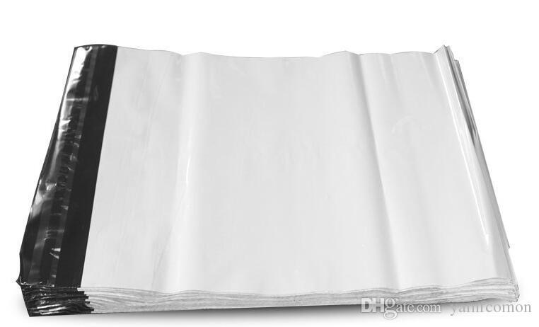 500 قطع بالجملة 20 سنتيمتر × 32 سم الناقل حقيبة البريد 20 * 32 سنتيمتر البلاستيك التعبير عن البريد أكياس نشر