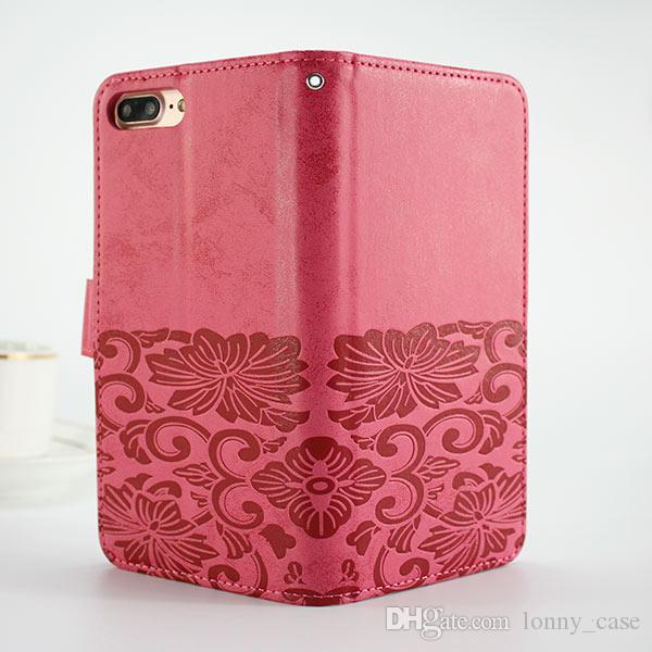 Wallet Case For ZTE Tempo X N9137 For ZTE Blade Force N9517 For Coolpad defiant 3632 Flip PU Leather Case Cover Card Slot