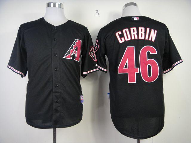 11299ade4 Arizona Diamondbacks Cool Base Mens Jerseys 46 Patrick Corbin Black Baseball  Jersey Accept Diamondbacks Patrick Corbin White ...