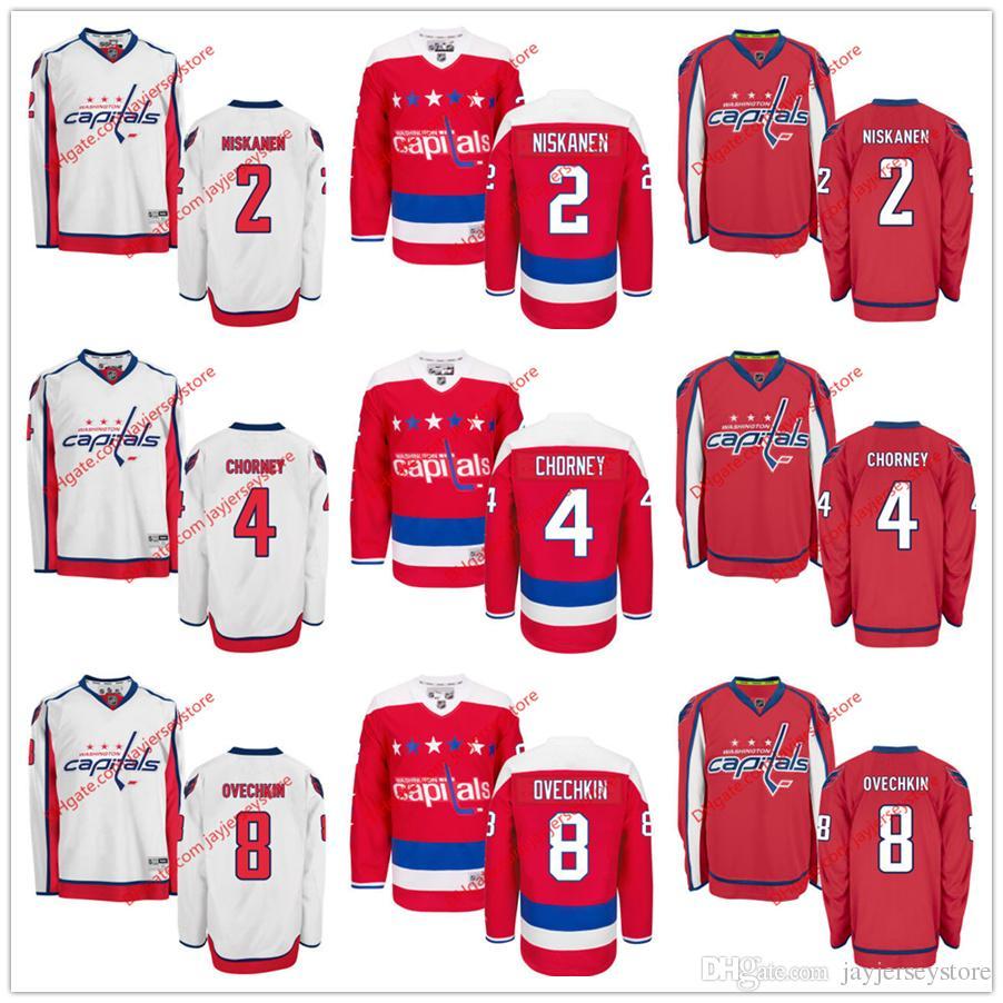 ... inexpensive best price 2017 2016 2017 ice hockey washington capitals  jerseys 2 matt niskanen 4 taylor 42153421f