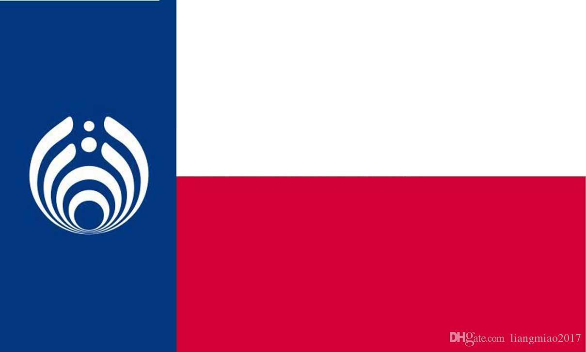 3 фута x 5 футов флаг штата Техас Bassnectar 100D полиэфир декоративные баннер с двумя металлическими люверсами