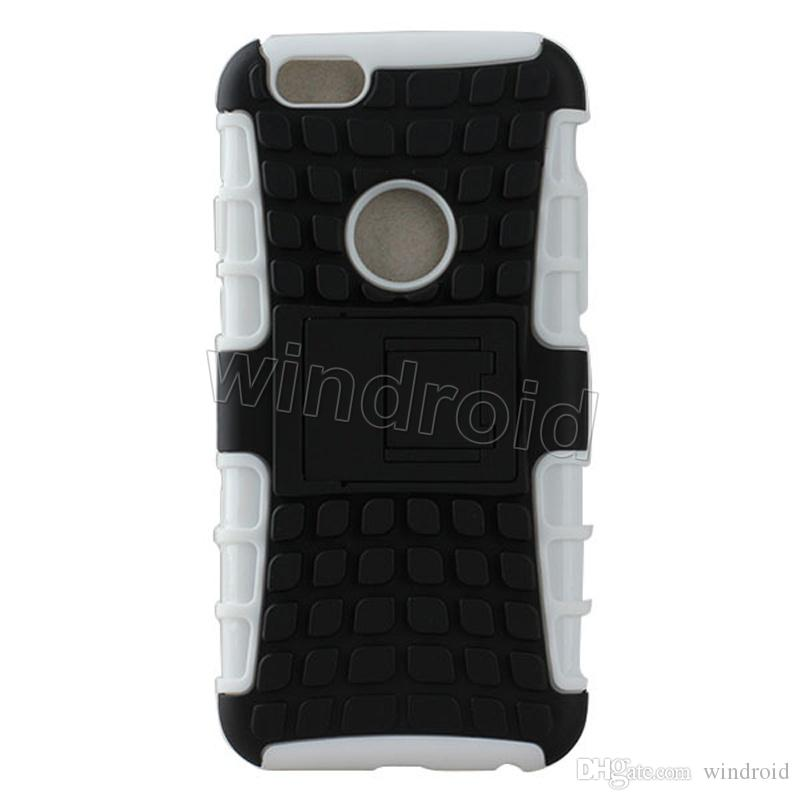 Robot Shockproof Protection Hybrid Heavy Duty Durable TPU silicone PC Cases for iphone 6s plus 5 samsung s7 edge note Nokia LG HTC Cheapest