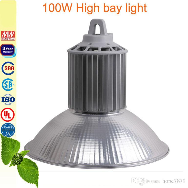 2018 100w High Bay Light Led Floodlights Fitting Station Warehouse L& Indoor Garage Lobby Stadium Court Lighting 3years Warranty Meanwell From Hope7879 ...  sc 1 st  DHgate.com & 2018 100w High Bay Light Led Floodlights Fitting Station Warehouse ...