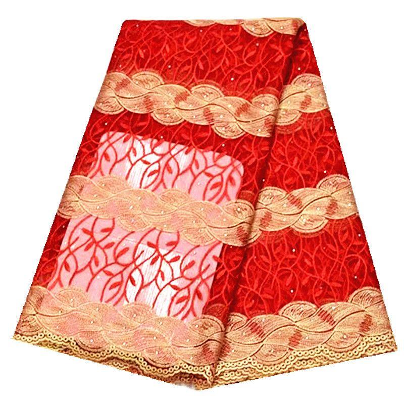Net Dantel Kumaş MAVI kadınlar için fransız dantel Kumaş Işlemeli net kumaşlar parti elbise 5 yards