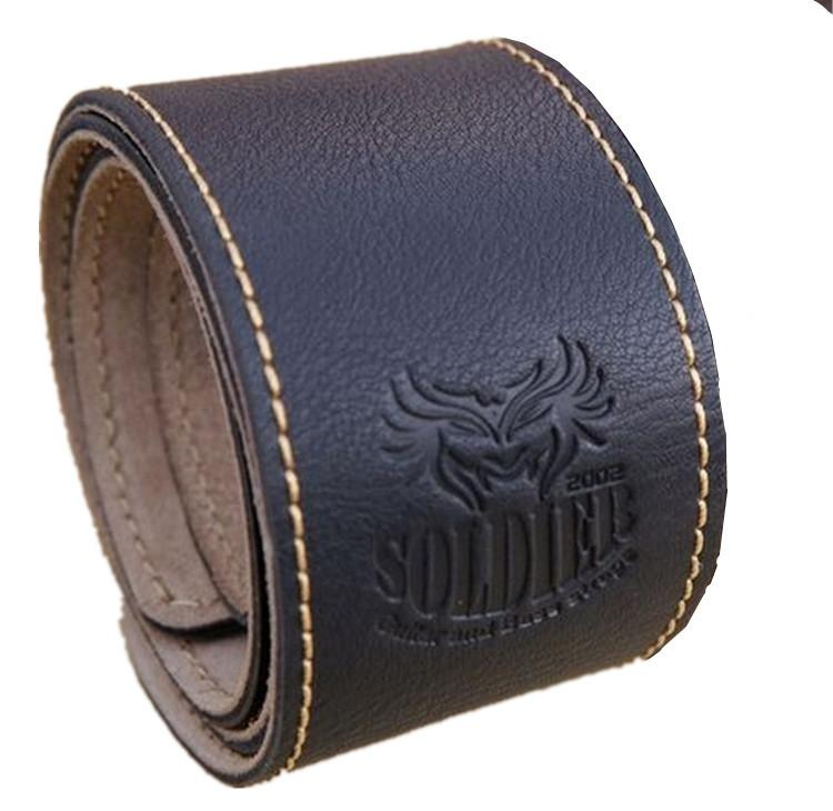 Cow Leather Cowhide Acoustic Electric Guitar Strap musical instruments accessories Guitar Parts