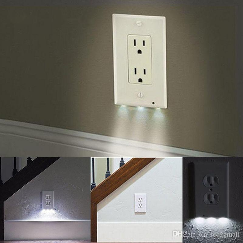 2018 plug cover night angel wall outlet hallway bedroom bathroom 2018 plug cover night angel wall outlet hallway bedroom bathroom safty night light led wall outlet night light from ledzzmall 533 dhgate aloadofball Images