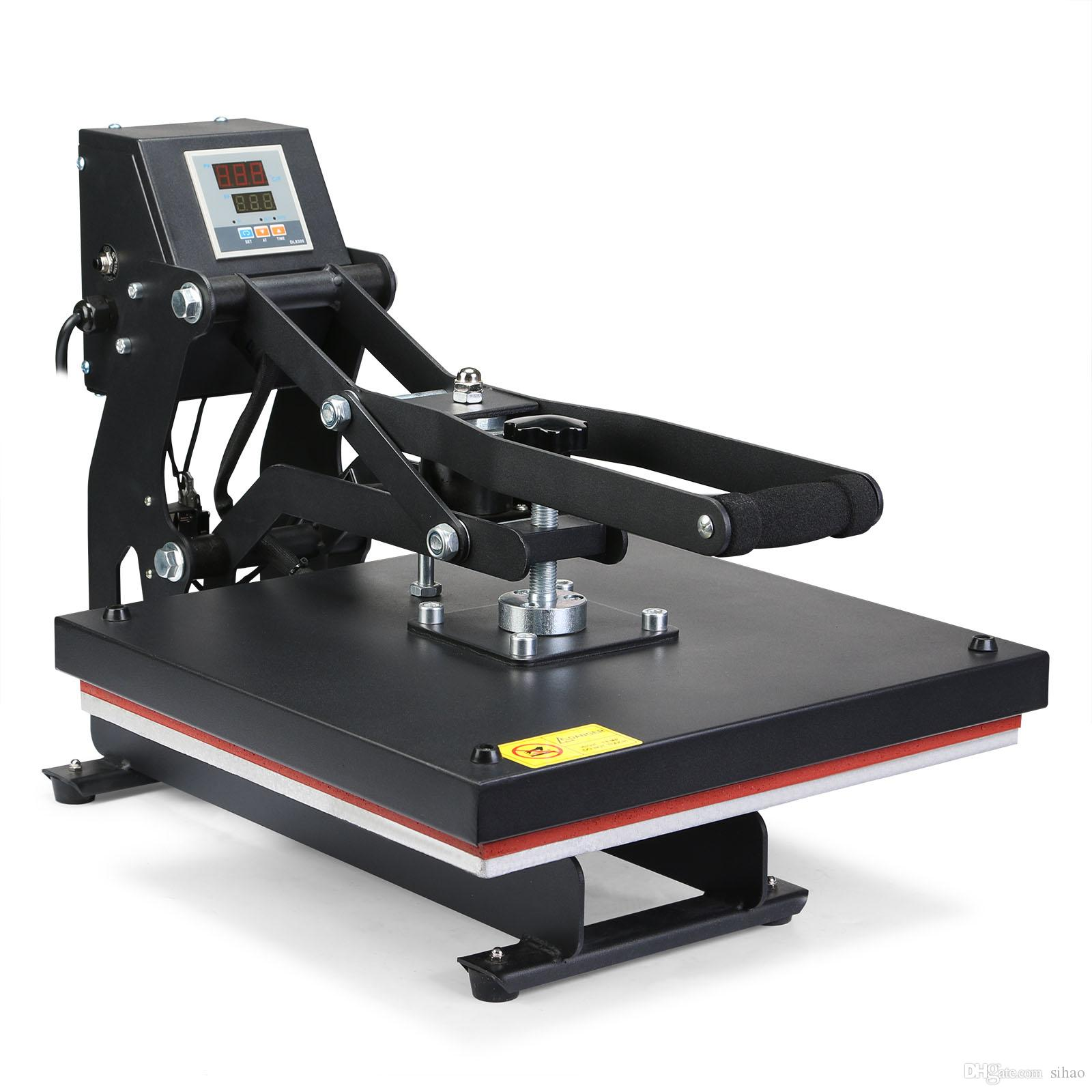 0ae1d8230 2019 15inch Heat Transfer T Shirt Heat Press Machine ,Heat Transfer Machine  For T Shirts, Pants Cloth From Sihao, $170.86 | DHgate.Com