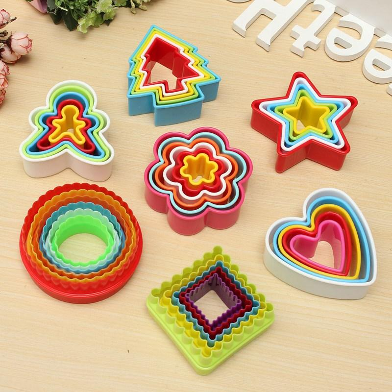 Best Price On Christmas Trees: 2019 The Best Price Frill Flower Star Shape Cookie Cutters