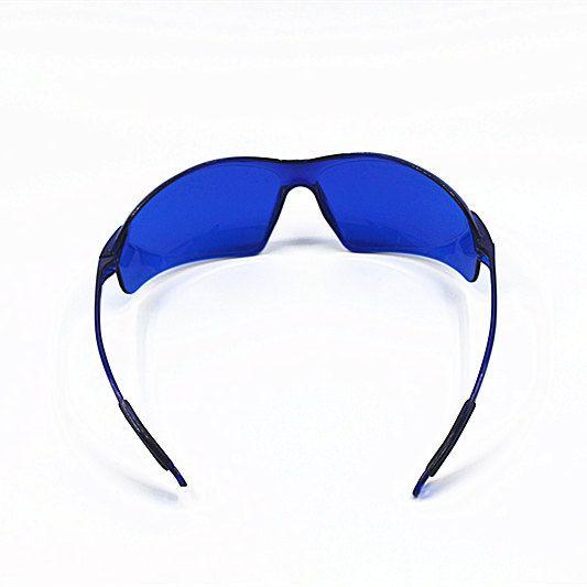 neue IPL Schönheit Schutzbrille rot Laser hoton Farblicht Schutzbrille 200-2000nm breites Spektrum der kontinuierlichen Absorption