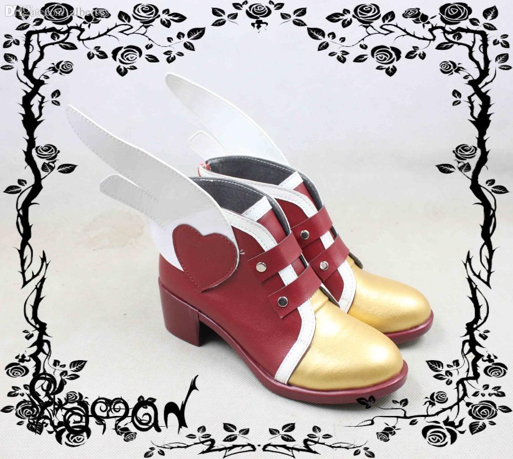 Wholesale Love Live Chocolate Valentineu0027s Day Sonoda Umi Hanayo Koizumi Cos  Cosplay Shoes Anime Custom Made