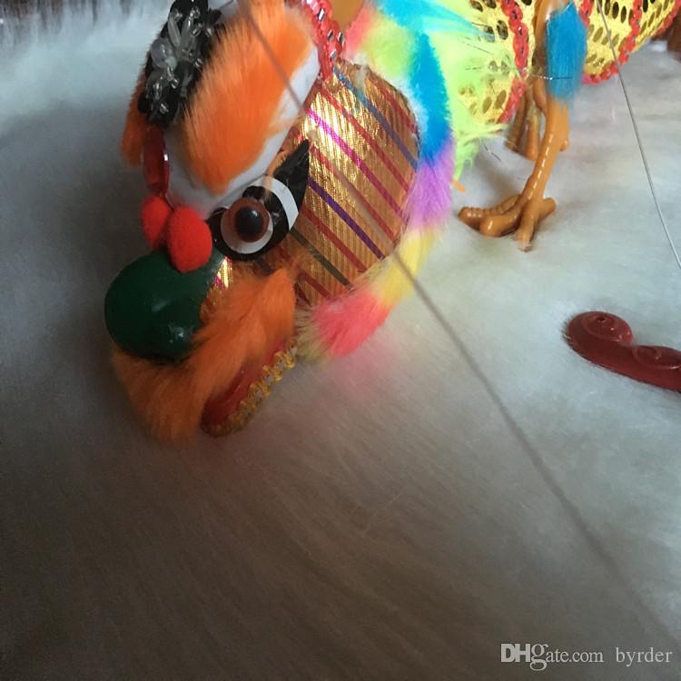 China-traditionelles Volkskunsthandwerks-Ziehbereichartikel-Festival der Puppenfiguren-Abschnittdekoration verziert dekorative Geschenke 036