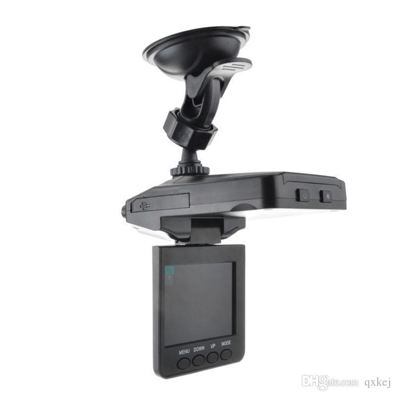 2017 hot selling 2.5'' Car Dash cams Car DVR recorder camera system black box H198 night version Video Recorder dash Camera 6 IR LED