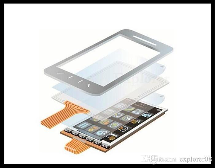 삼성 갤럭시 S3 S4 S5 미니 S6 아이폰 5 광학 투명 접착제 접착제에 대한 OCA 스티커 필름 미쓰비시 양면 스티커 유리 수리