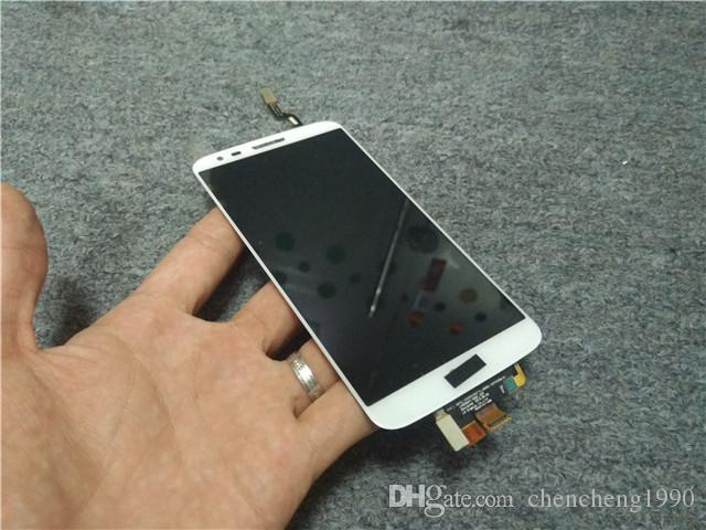 Tested LCD Screen Display With Touch Panel Digitizer For LG Optimus G2 D800 D801 D802 D803 D805 Full Assembly Replacement