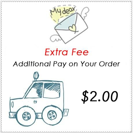 Extra Fee - Additional Pay On Your Order $2 When You Don't Reach The Min. Order $5.9 order<$18no track