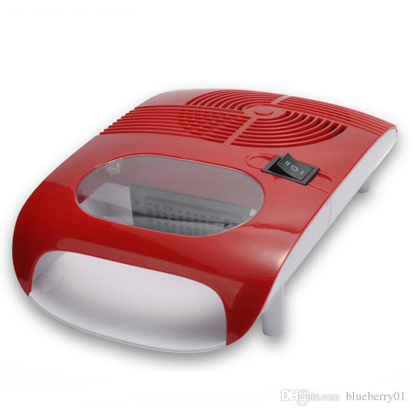 Hot & Cold Air Nail Dryer Manicure for Dry Nail Polish 220V EU 110V US Plug UV Polish Nail Dryer Fan