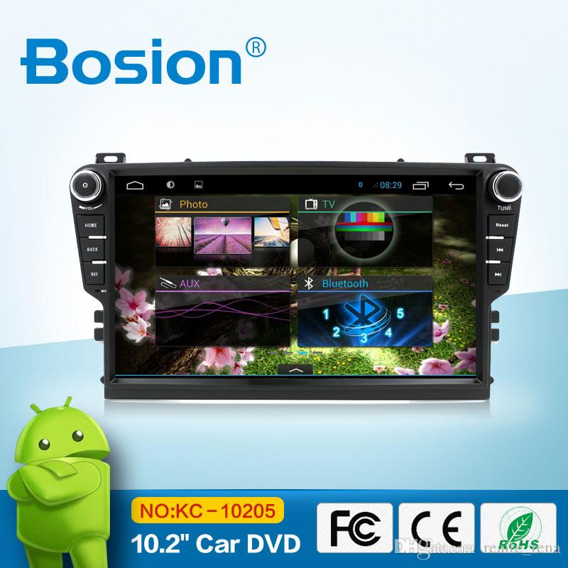 Gps Tracker Double Din Android Car Stereo Touch Screen Vw Lavida Car Dvd