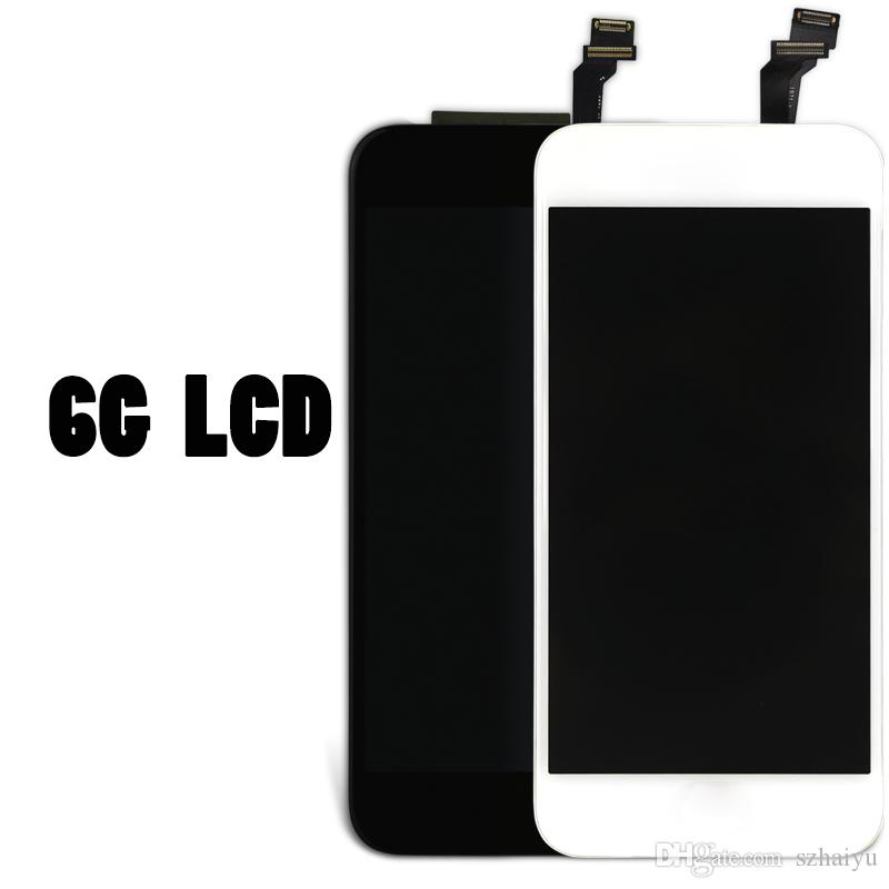 Test Working Well LCD Display for iPhone 6 4.7inch LCD touch screen digitizer Full set Assembly