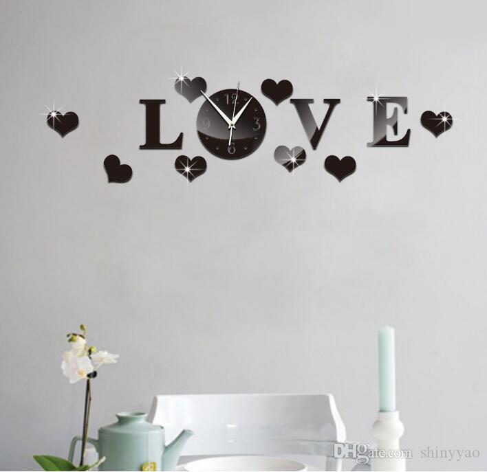 Relojes de pared leroy merlin reloj de pared con acabados - Pegatinas leroy merlin ...