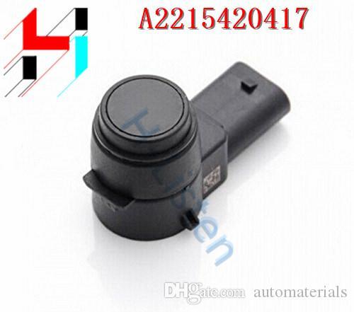 Frete grátis Novo Estacionamento Sensor OEM A2215420417 para Mercedes Benz W211 W219 W203 W204 W221 W164 CLS ML GL CL Car