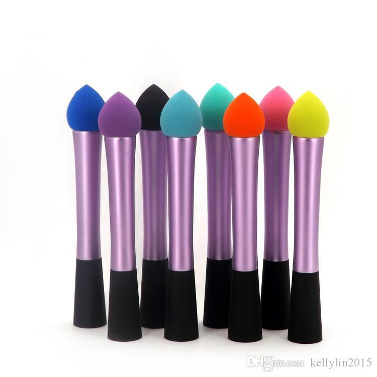 Hydrophilic Sponges Makeup Brushes Cosmetic Puff Liquid Cream Foundation Brush Blender Powder Brush Concealer Beauty Make Up Brushes Tools
