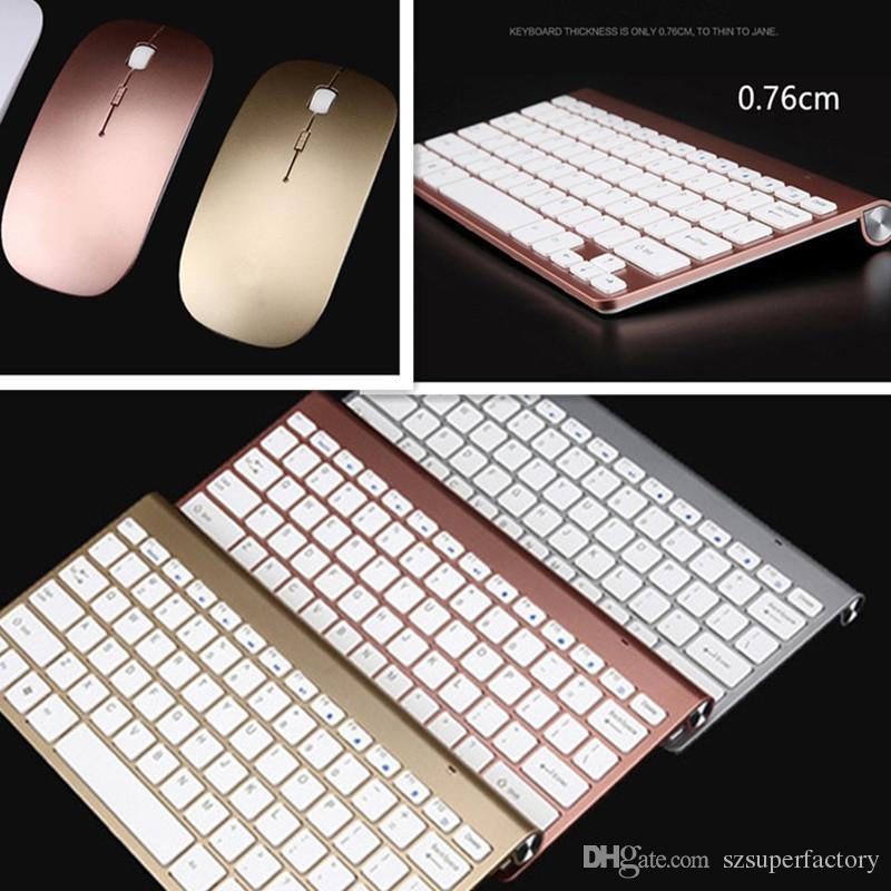 Waterproof Original K108 2 4G Multi-Media Mini Wireless Keyboard and Mouse  Combo for Android TV BOX PC Mac Laptops Desktops Gamer