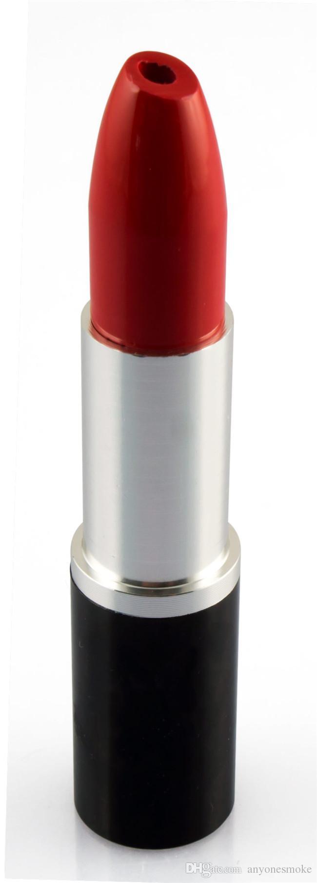 Lippenstift formte Metallpfeifen-Zusatz-Qualitäts-Werkzeuge freies Verschiffenauftrag über DHL-Verschiffen