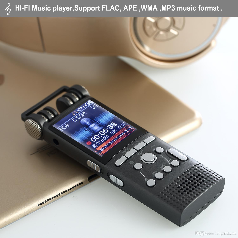 Savetek Professional Voice Activated Voice Voice Recorder 8GB USB Pen بدون توقف 60 ساعة Recroding PCM 1536Kbps تسجيل مؤقت تلقائي