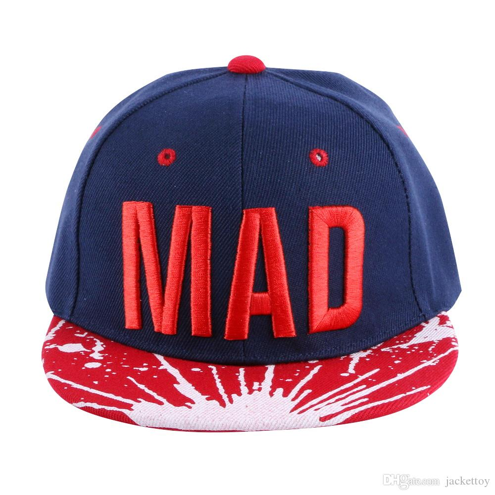 9f179b6cf13 Discount Hot Wholesale Boy Girl Kid Fashion Hip Hop Snapback Hat Embroidery  Character Style Active Novelty Children Baseball Cap UK 2019 From  Jackettoy