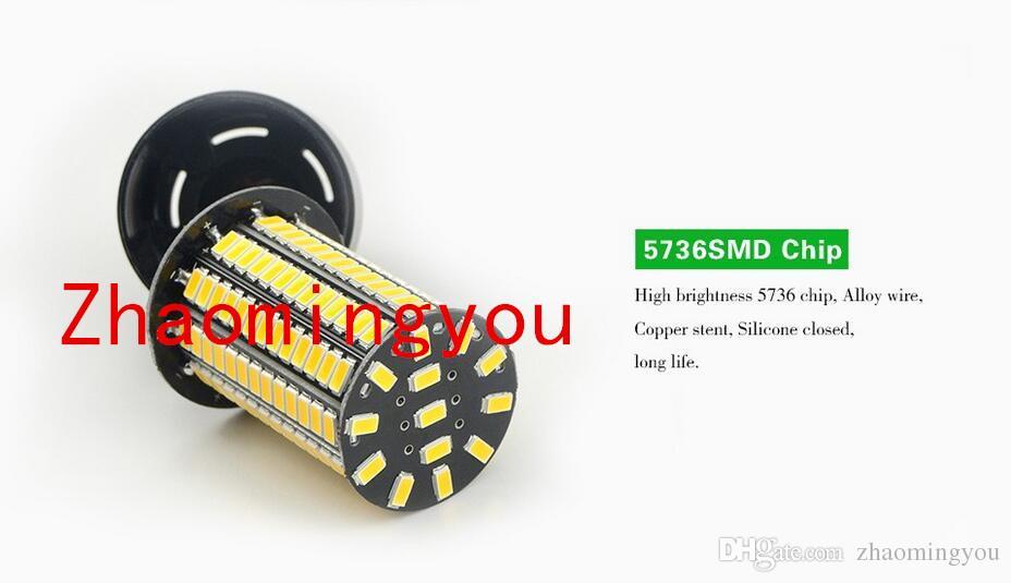 10 piezas 5736 SMD Más brillante 5730 5733 Lámpara de maíz LED Luz de bombilla 3.5W 5W 7W 8W 12W 15W E27 E14 85V-265V Sin corriente de parpadeo constante