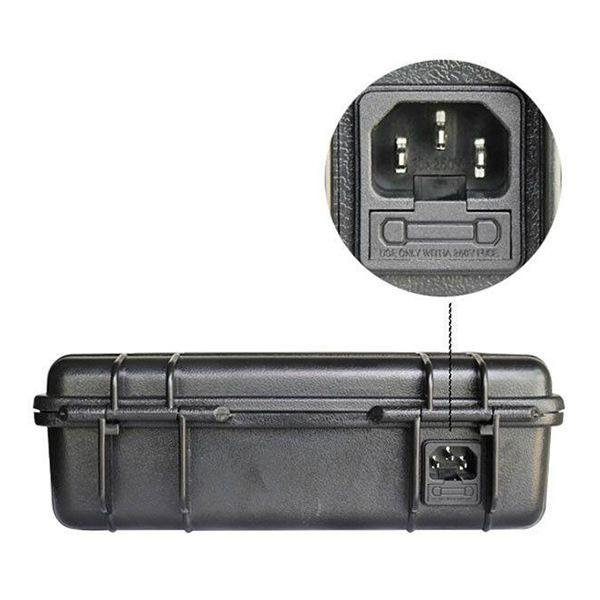 2016 pellicano E D kit unghie elettriche dab bong titanio senza telaio Gr2 chiodi PID TC scatola dabber digitale dab strumento dab carb cap