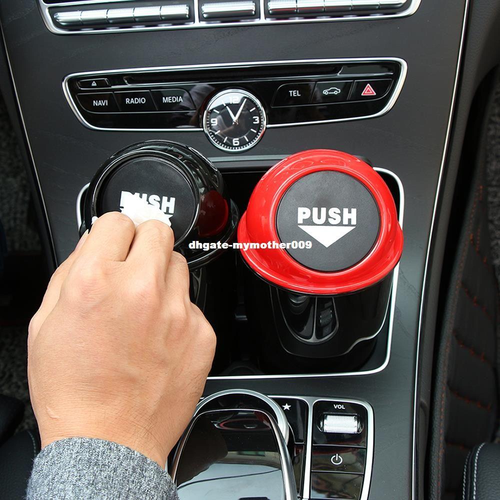 Car Trash Bin For Volkswagen Vw Polo Passat B5 B6 Cc Golf 4 5 6 7 ...