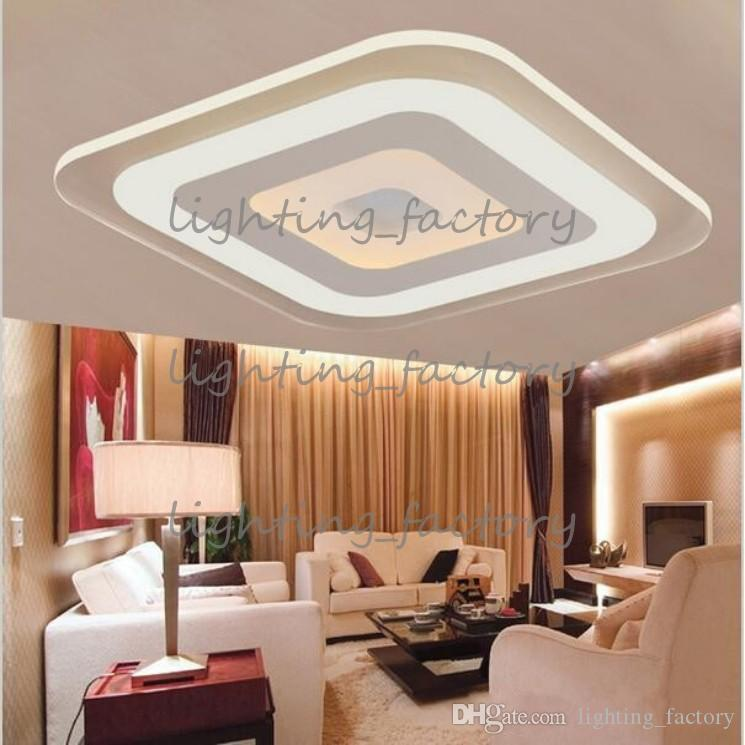 Großhandel Moderne Led Deckenleuchte Wohnzimmer Lichter ...