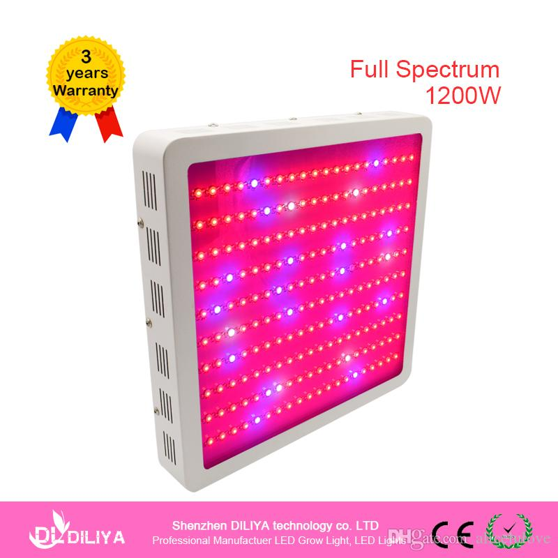 full spectrum 1200w led grow lights ir uv red blue orange white plant grow lights lamps for flower plants stock in usukgeauca hps grow lights grow light