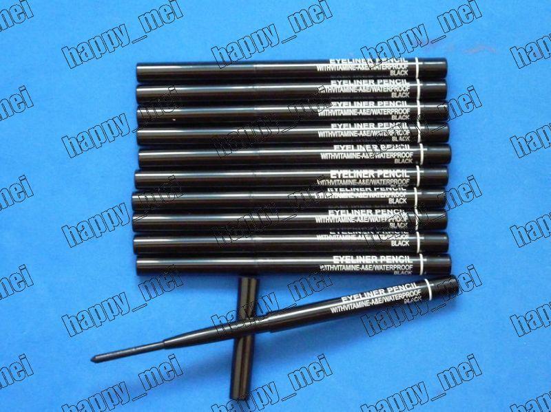 ファクトリーダイレクトDHL送料無料化粧ロータリー格納式ビタミンAE防水ブラックアイライナー鉛筆!ブラック/ブラウン