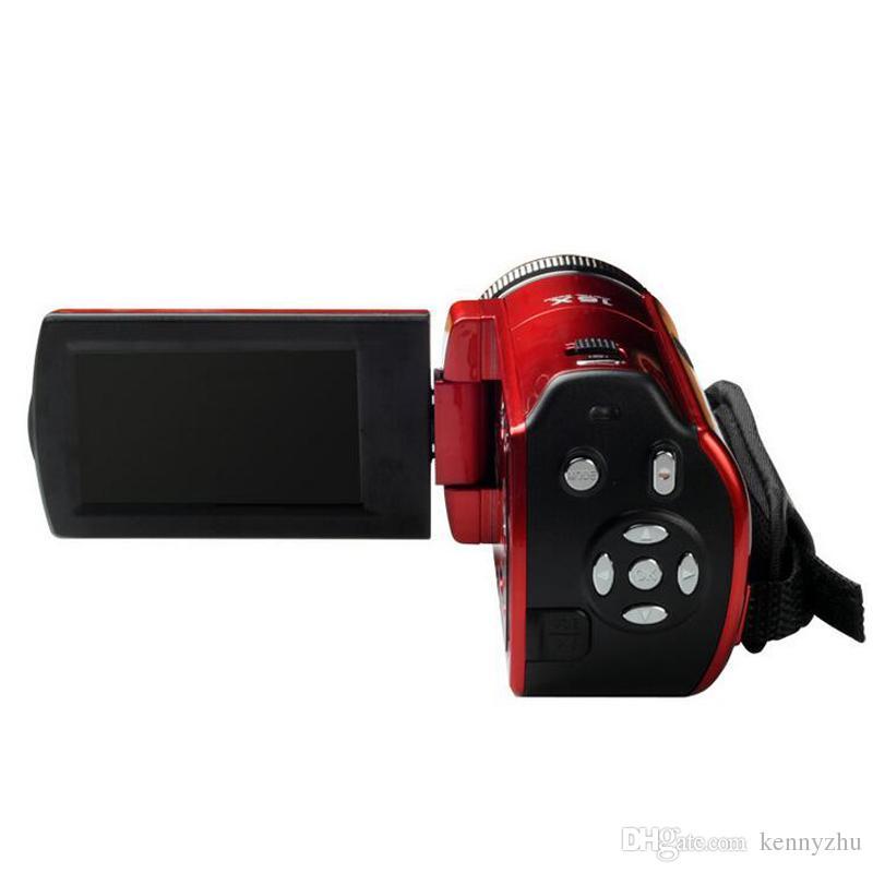 HD 1280 * 720 كاميرا فيديو CMOS 16MP 2.7