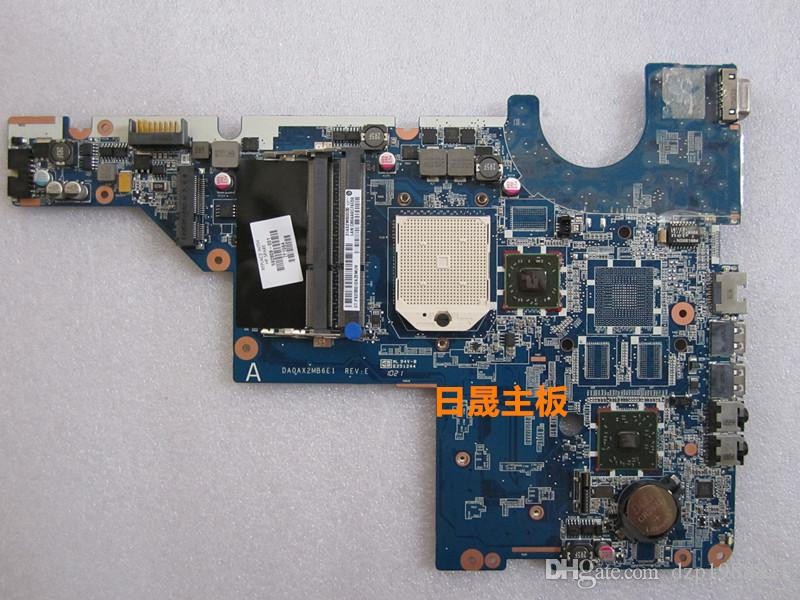 592808-001 board for HP CQ62 CQ42 G62 laptop motherboard DDR3 with AMD chipset 100%full tested ok and guaranteed
