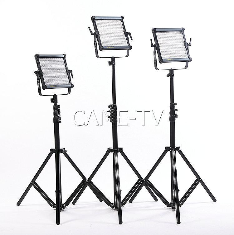 Came Tv 576d Daylight Video Led Panel Light Studio Lights Set Led
