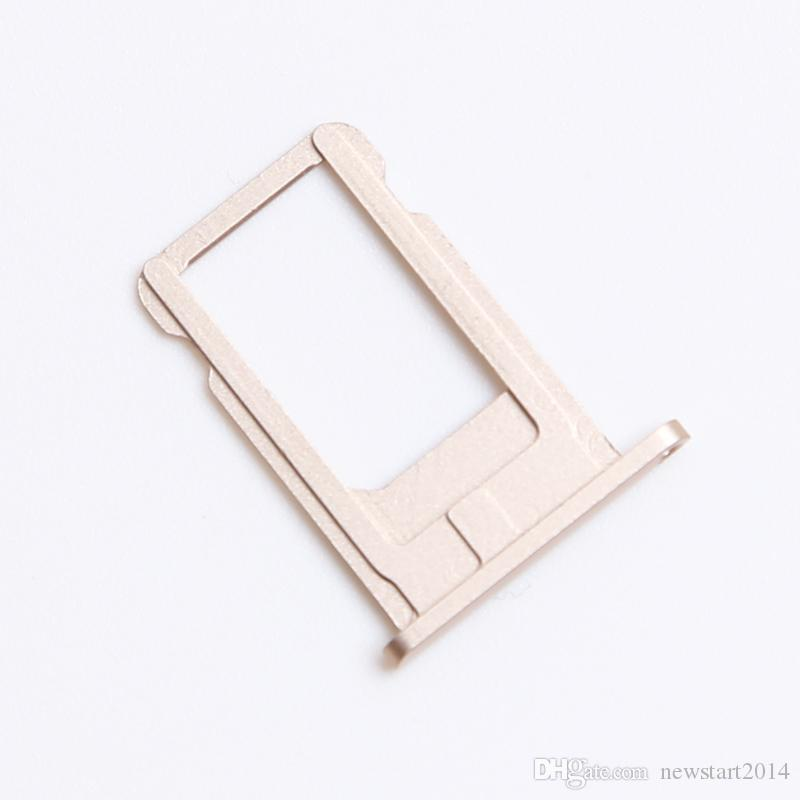 for iPhone 6 6g 4.7 inch High Quality Brand New SIM Card Tray Holder Slot Replacement Repair Part
