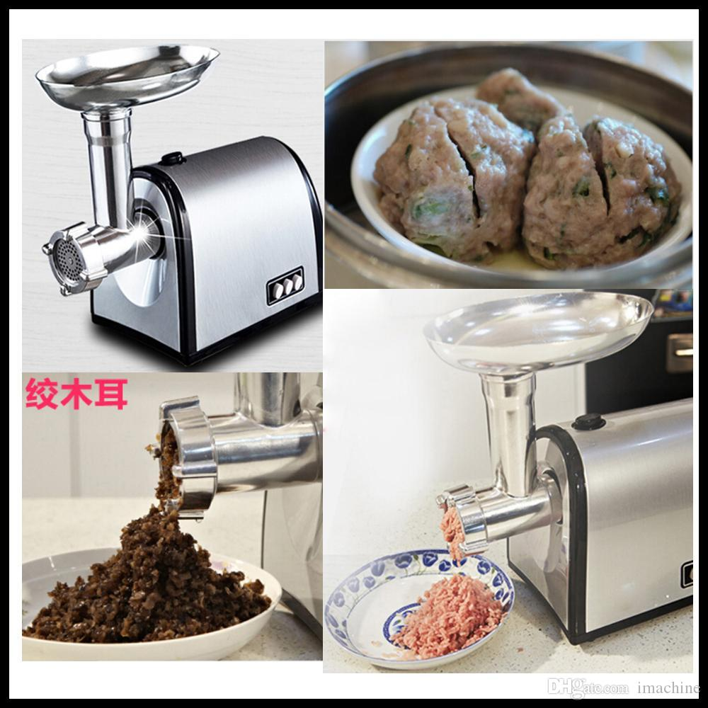 Online Cheap High Quality Kitchen Appliances Homeleader Electric Mangler  Multifunctiontomatoes Mill,Meat Mangler By Imachine | Dhgate.Com