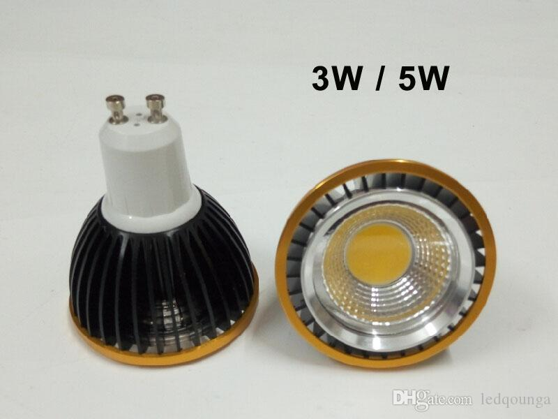 Cob par led lamp gu w w luminaria ceiling spotlight for
